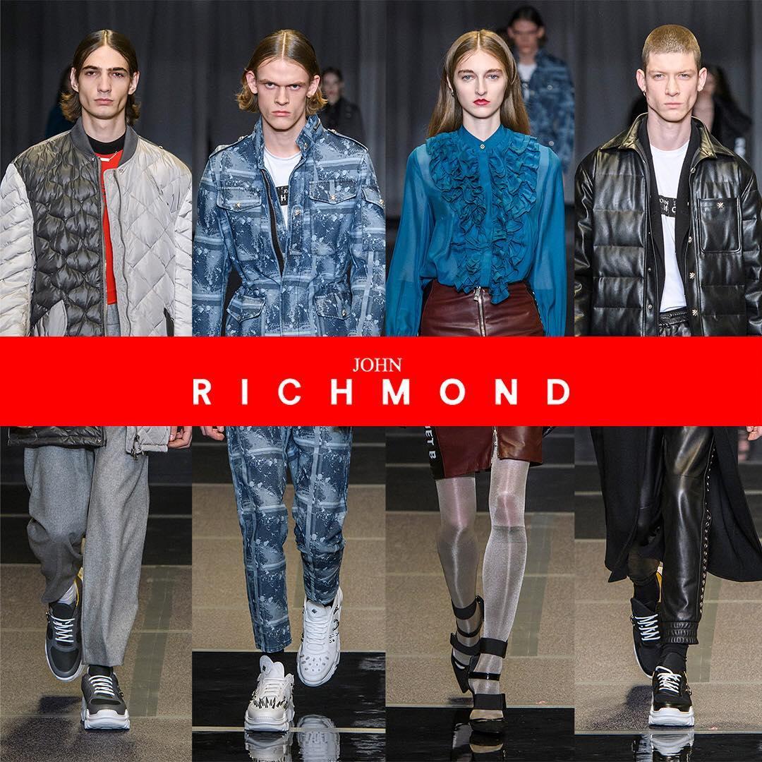 Milan Fashion Week John Richmond