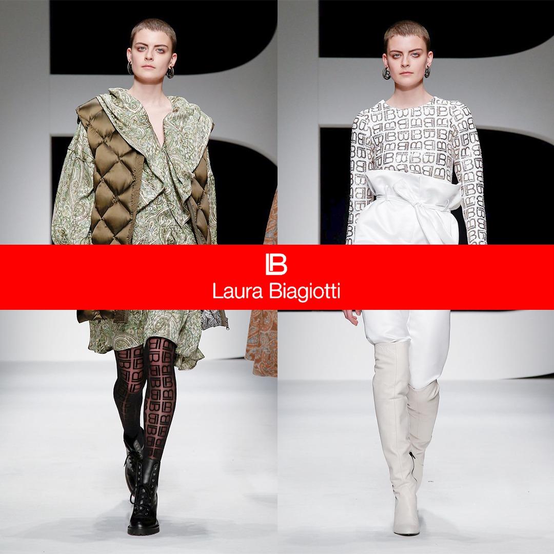 9ba6758c3644 ZOFIA for Laura Biagiotti at Milano Fashion Week