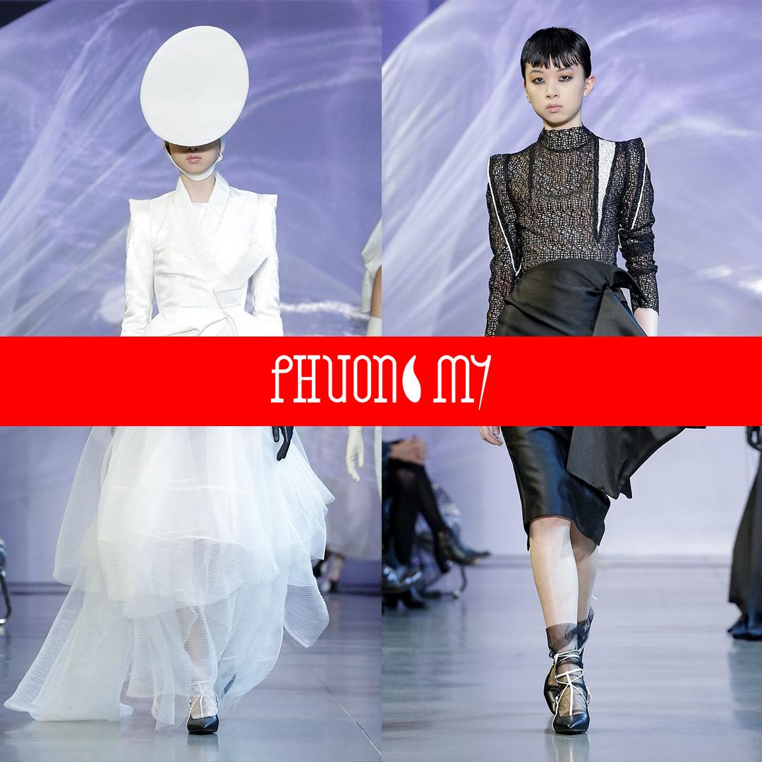 b8dd0ab5e103 LYNN for Phuong My at New York Fashion Week