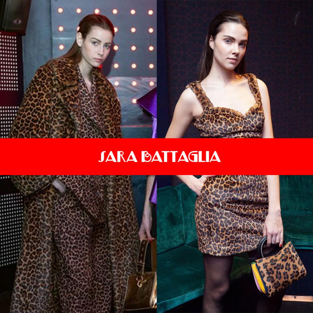1ef9abfe0bd2 ZUZIA and ARIIA for Sara Battaglia at Milano Fashion Week