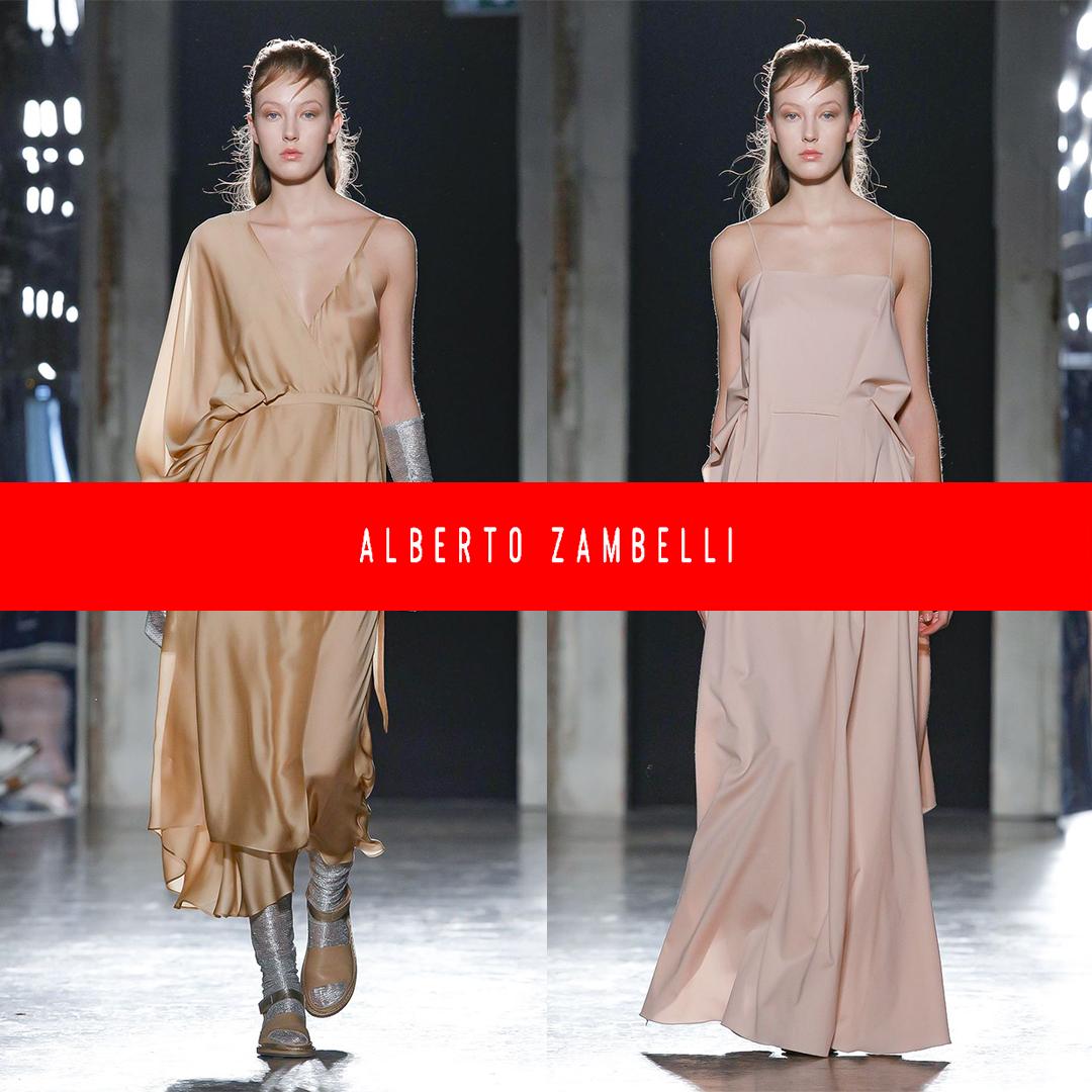 659f4fb34f5c KAROLINA for Alberto Zambelli at Milano Fashion Week