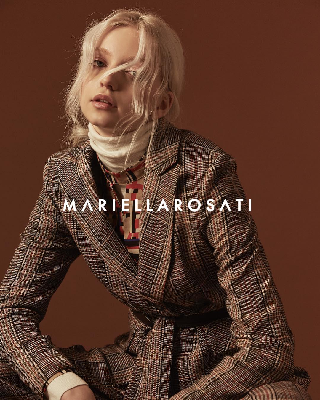 7d56f9c93abb ELLEN for Marialla Rosati FW19