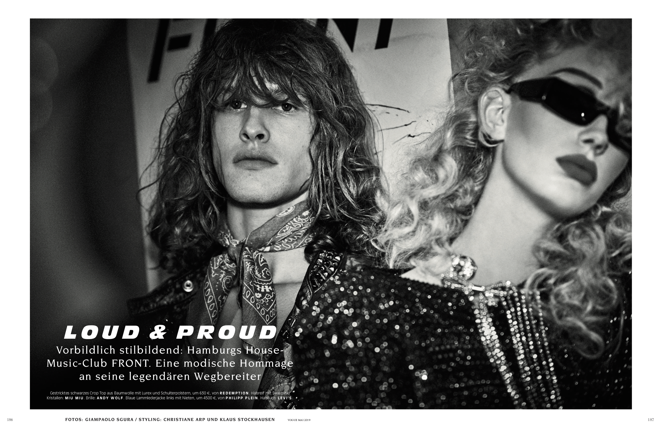 5d9666ee69c6 ARIEL and KRISZTIAN for Vogue Germany